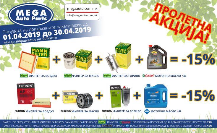 April promo vrzani proizvodi
